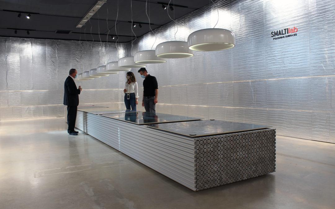 SMALTIlab 20, tecnología y materiales cerámicos